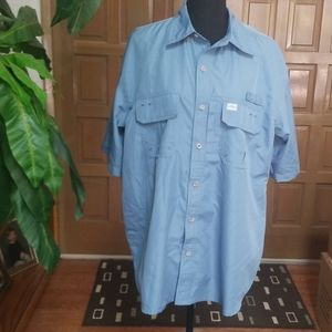 Aftco by Guy Harvey fishing shirt sz large